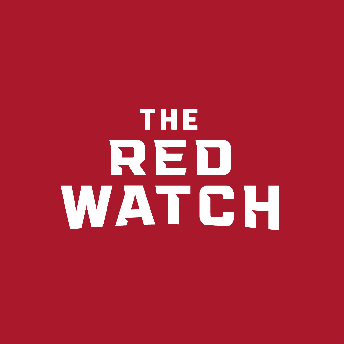 The Red Watch logotype by Hunter Oden of oden.house